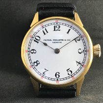 Patek Philippe Steel Manual winding White Arabic numerals 43.5mm new Vintage