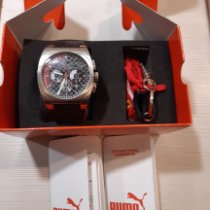 Puma Steel 42mm Quartz Puma  805 new