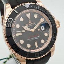 Rolex Ouro rosa 40mm Automático 126655 novo