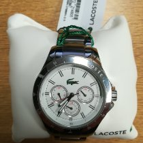 Lacoste Steel 38mm Quartz LC. 74. 3. 14. 2499 / 5.953.971 pre-owned