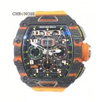 Richard Mille RM 011 RM 11-03 Very good Carbon 49.4mm Automatic
