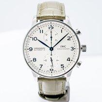 IWC Portuguese Chronograph IW371446 2019 new
