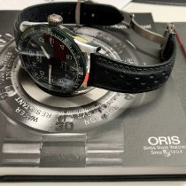 Oris Calobra Acier 44mm Noir Arabes