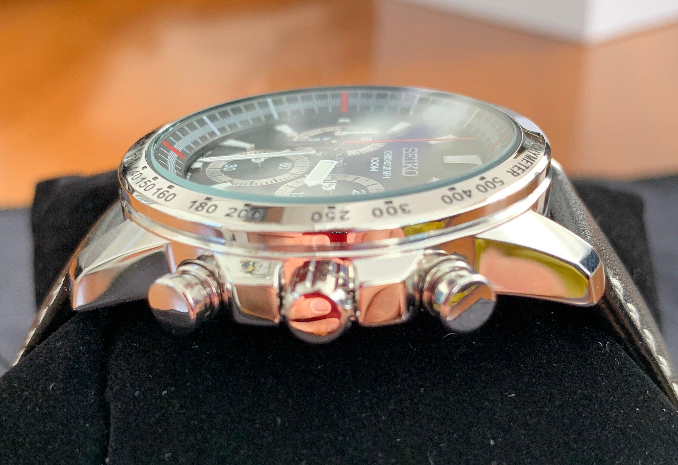 Seiko Chronograph Quartz SSB033P1 voor 339 € te koop van een