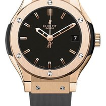 Hublot Classic Fusion Quartz Rose gold 33mm Black United States of America, New Jersey, Oakhurst