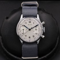 Gallet Steel 35mm pre-owned