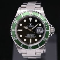 Rolex Submariner Date 16610LV 2008 occasion