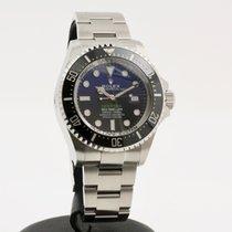 Rolex Sea-Dweller Deepsea nuevo 2020 Automático Reloj con estuche y documentos originales 126660