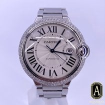 Cartier 3001 Steel Ballon Bleu 42mm 42mm pre-owned United States of America, California, Beverly Hills