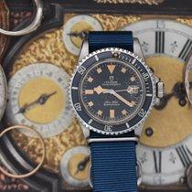 Tudor 7021/0 Staal 1971 Submariner 40mm tweedehands