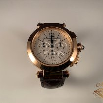 Cartier W3019951 Rose gold Pasha 42mm new
