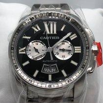 Cartier Calibre de Cartier Chronograph W7100061 new