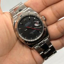 Rolex Datejust Turn-O-Graph Steel 36mm Grey No numerals UAE, Abu Dhabi