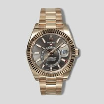 Rolex Sky-Dweller Rose gold 42mm United States of America, New York, New York