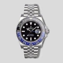 Rolex GMT-Master II Steel 40mm