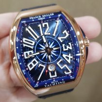 Franck Muller Vanguard V 45 SC DT 5N BL Very good Rose gold Automatic Malaysia, Kuala Lumpur