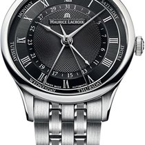 Maurice Lacroix Steel Automatic MP6507-SS002-310 new United States of America, New York, Brooklyn