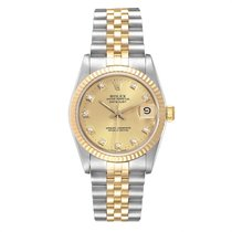 Rolex Lady-Datejust 68273 1986 pre-owned