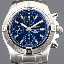 Breitling Avenger Steel 45mm Blue