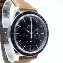 Omega Speedmaster Professional Moonwatch Acél 39.7mm Fekete Számjegyek nélkül