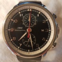 IWC Portuguese Yacht Club Chronograph IW390210 2011 occasion