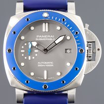 Panerai Luminor Submersible neu 2020 Automatik Uhr mit Original-Box und Original-Papieren PAM 00959