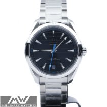 Omega Seamaster Aqua Terra Steel 41mm Blue No numerals United States of America, Florida