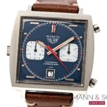 Heuer Steel 38mm Automatic 1133 pre-owned