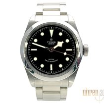 Tudor Black Bay 41 Сталь 41mm Чёрный Без цифр