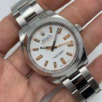 Rolex Acero 40mm Automático 116400 usados