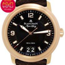 Blancpain Léman Rózsaarany 40mm Fekete