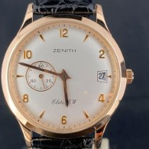 Zenith Or rose 37mm Remontage manuel 17 0125 650 occasion Belgique, Antwerpen