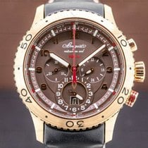 Breguet Type XX - XXI - XXII Rose gold 44mm Brown Arabic numerals United States of America, Massachusetts, Boston