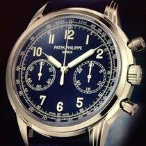 Patek Philippe Chronograph Weißgold 41mm Blau Deutschland, Eltville