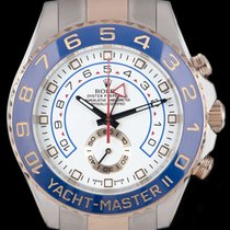 Rolex Yacht-Master II Gold/Steel 44mm White