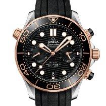 Omega Seamaster Diver 300 M 210.22.44.51.01.001 nouveau