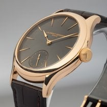 Laurent Ferrier Aur rosu 40mm Atomat LCF 004-R folosit
