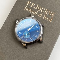 F.P.Journe Tantalum Manual winding Blue Arabic numerals 39mm pre-owned Souveraine