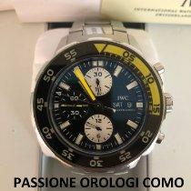 IWC IW376701 Acero 2009 Aquatimer Chronograph 44mm usados