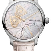 Maurice Lacroix Masterpiece new 2020 Automatic Watch with original box and original papers MP6068-SS001-160-1