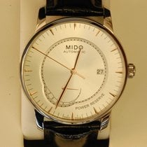 Mido Steel 42mm Automatic M8605.4.10.4 new