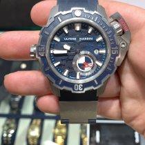 Ulysse Nardin Hammerhead Shark Titanium 46mm Blue No numerals