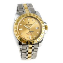 Tudor Prince Date Gold/Steel United States of America, New York, New York