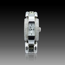 Chopard La Strada Or blanc 18mm Blanc Romain France, Paris