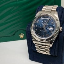 Rolex (ロレックス) 218239 ホワイトゴールド 2013 デイデイト II 41mm 中古