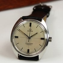 Omega Seamaster Steel 36mm Silver