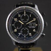 Breitling Navitimer 8 nuevo 2019 Automático Cronógrafo Reloj con estuche y documentos originales M13314101B1X1