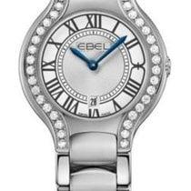Ebel Beluga Steel 30mm Silver Roman numerals United States of America, Florida, Miami