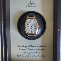 Omega Museum Rose gold 43,5mm White Arabic numerals United States of America, Illinois, NAPERVILLE