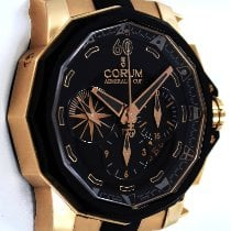 Corum Admiral's Cup Challenger Rose gold 48mm Black United States of America, Florida, Boca Raton